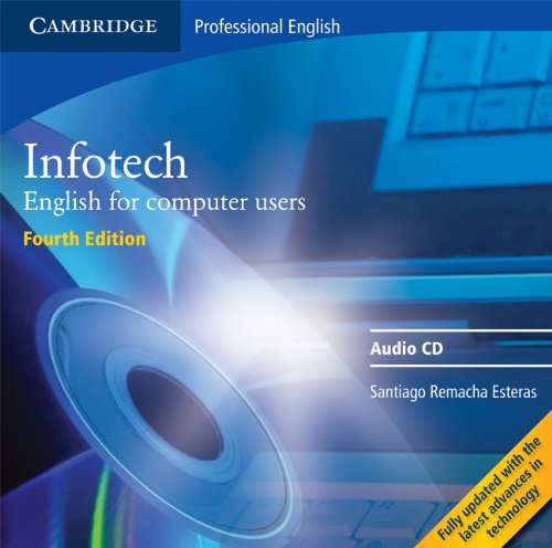 9780521703017: Infotech Audio CD (Cambridge Professional English)
