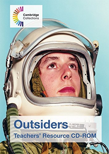 Outsiders Teachers' Resource CD-ROM (Cambridge Collections) (0521703263) by Roy Blatchford