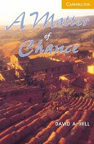 9780521703352: A MATTER OF CHANCE