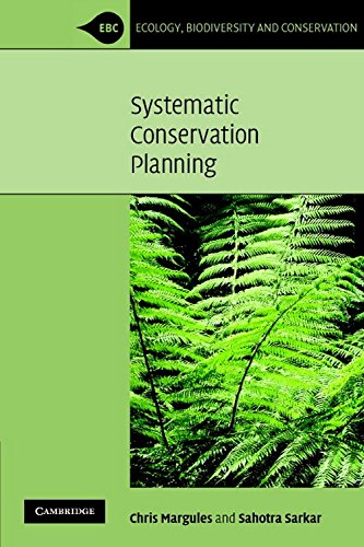 9780521703444: Systematic Conservation Planning Paperback (Ecology, Biodiversity and Conservation)