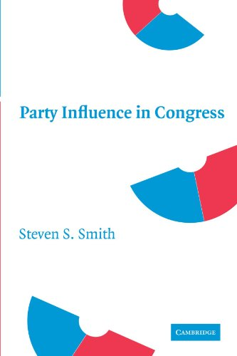 9780521703871: Party Influence in Congress