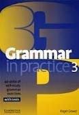 Grammar in Practice 3 (Series: Grammar in Practice): Roger Gower
