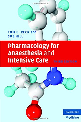 9780521704632: Pharmacology for Anaesthesia and Intensive Care