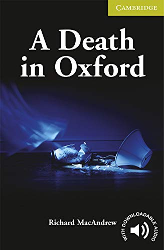 9780521704649: A Death in Oxford Starter/Beginner (Cambridge English Readers)