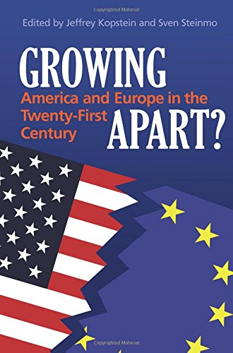 9780521704915: Growing Apart?: America and Europe in the 21st Century