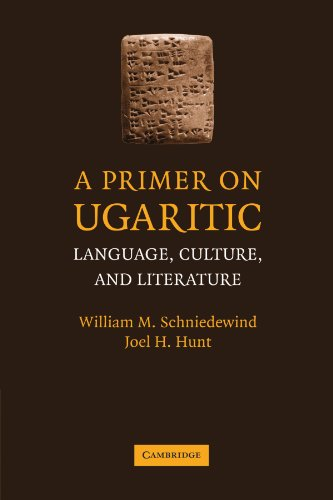 9780521704939: A Primer on Ugaritic: Language, Culture and Literature