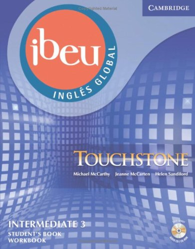 Ibeu Touchstone Intermediate 3 (4a) Student Book/Workbook: Michael McCarthy, Jeanne