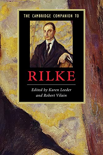 9780521705080: The Cambridge Companion to Rilke