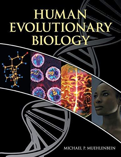 9780521705103: Human Evolutionary Biology Paperback