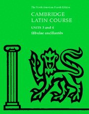 9780521705158: Fabulae Ancillantes: Units 3 and 4 (North American Cambridge Latin Course)