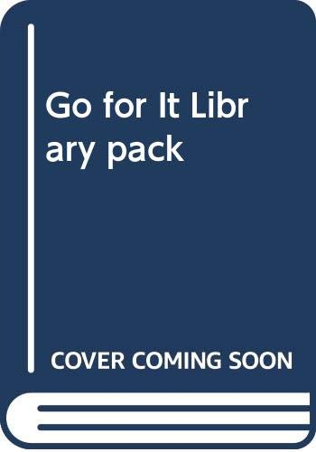 Go for It Library pack: Fleur Beale, Iain