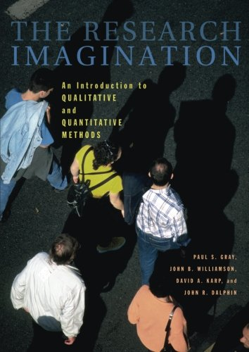 9780521705554: The Research Imagination Paperback: An Introduction to Qualitative and Quantitative Methods