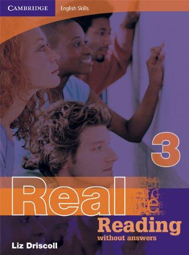 9780521705745: Cambridge English Skills Real Reading 3 without answers: Level 3
