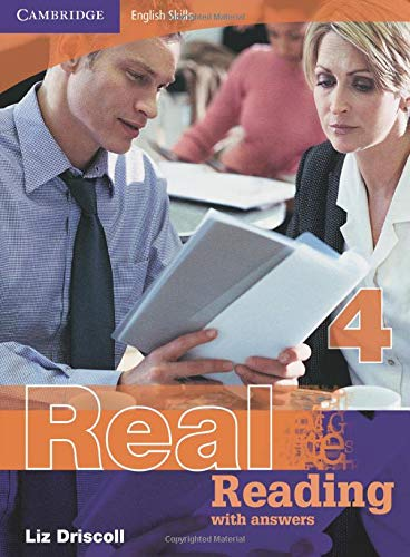 9780521705752: Cambridge English Skills Real Reading 4 with answers: Level 4