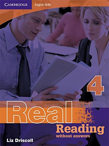 9780521705769: Cambridge English Skills Real Reading 4 without answers