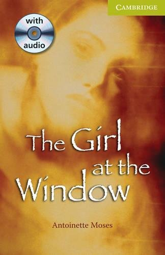 9780521705868: CER0: The Girl at the Window Starter/Beginner Book and Audio CD Pack (Cambridge English Readers)