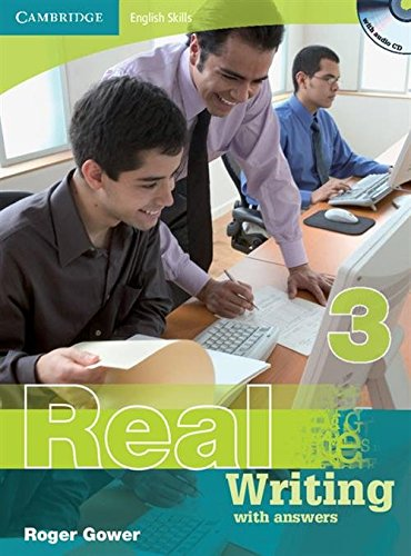 9780521705929: Cambridge English Skills Real Writing 3 with Answers and Audio CD
