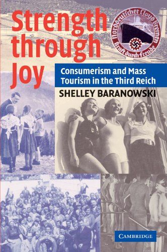 9780521705998: Strength through Joy: Consumerism and Mass Tourism in the Third Reich
