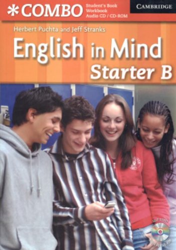 9780521706261: English in Mind Starter B Combo with Audio CD/CD-ROM