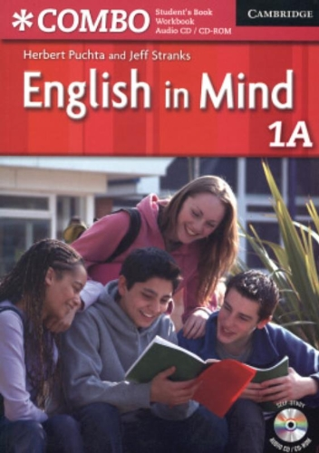 9780521706278: English in Mind Level 1A Combo with Audio CD/CD-ROM
