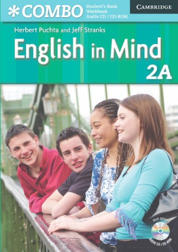 9780521706292: English in Mind Level 2A Combo with Audio CD/CD-ROM
