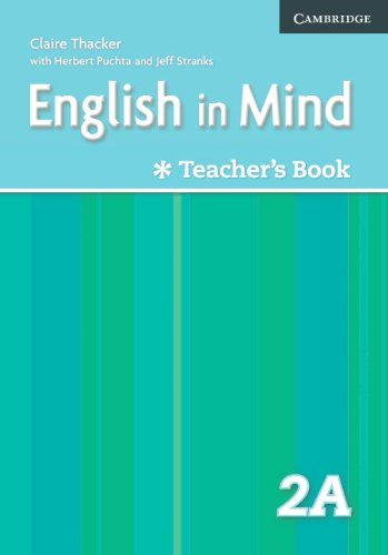 9780521706469: English in Mind Level 2A Combo Teacher's Book