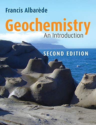 Geochemistry: An Introduction.: Albarede, Francis.