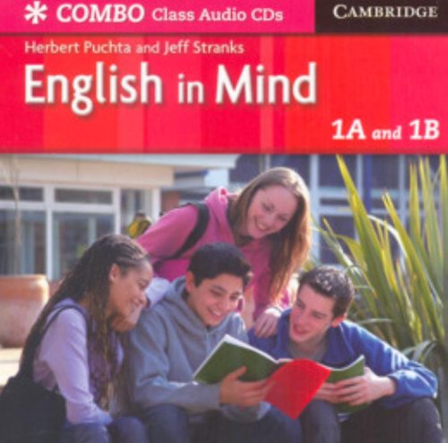 9780521706971: English in Mind Combos 1A and 1B Class Audio CDs