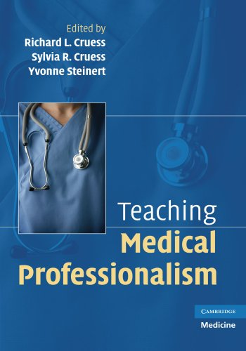 9780521707428: Teaching Medical Professionalism