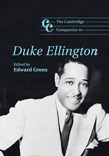 9780521707534: The Cambridge Companion to Duke Ellington (Cambridge Companions to Music)