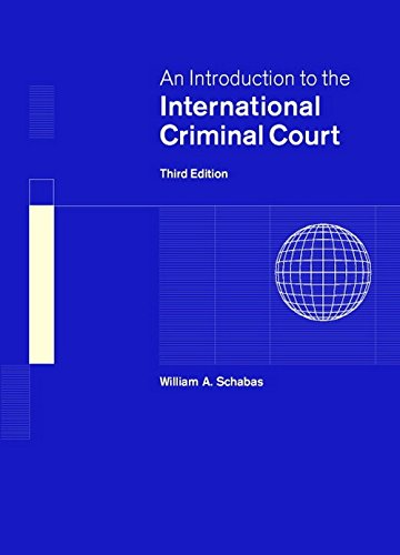 9780521707541: An Introduction to the International Criminal Court
