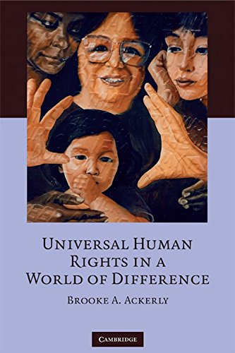 9780521707558: Universal Human Rights in a World of Difference