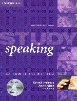 Study Speaking: A Couse in Spoken English: Kenneth Anderson, Joan