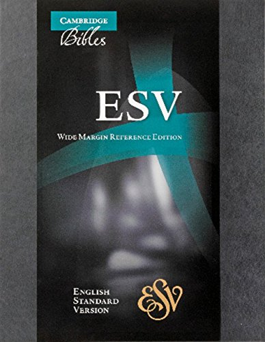 9780521708142: ESV Wide Margin Reference Edition ES741:XM