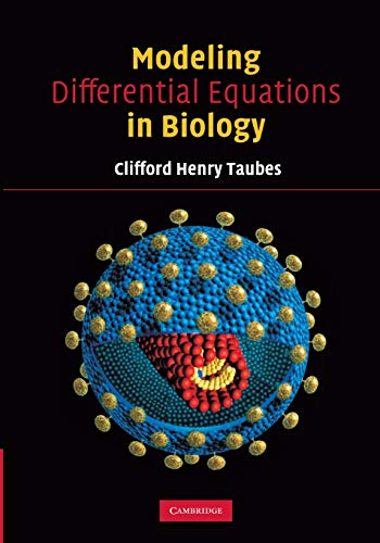 9780521708432: Modelling Differential Equations in Biology