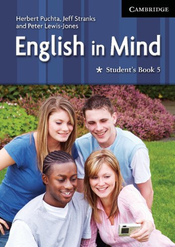 9780521708968: English in Mind Level 5 Student's Book