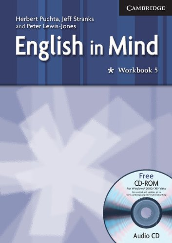9780521708975: English in Mind Level 5 Workbook with Audio CD/CD-ROM (English in Mind 5)