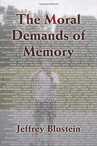 9780521709729: The Moral Demands of Memory