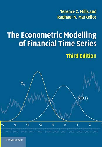9780521710091: The Econometric Modelling of Financial Time Series 3rd Edition Paperback