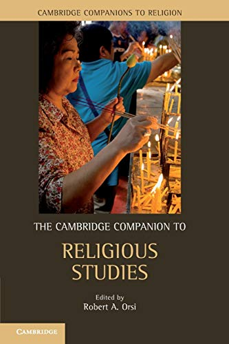 9780521710145: The Cambridge Companion to Religious Studies