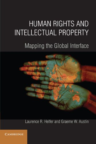 9780521711258: Human Rights and Intellectual Property: Mapping the Global Interface