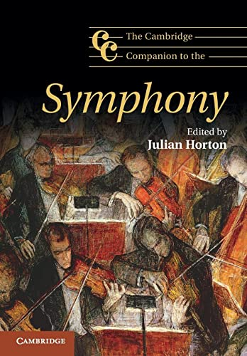 9780521711951: The Cambridge Companion to the Symphony (Cambridge Companions to Music)