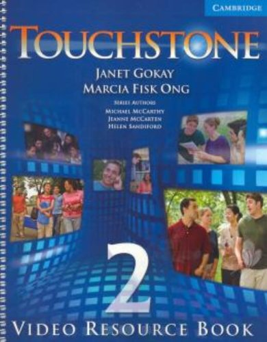 9780521712002: Touchstone 2 Video Resource Book: Level 2