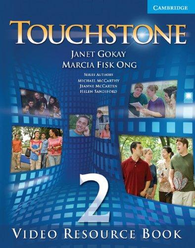 9780521712002: Touchstone Level 2, Video Resource Book