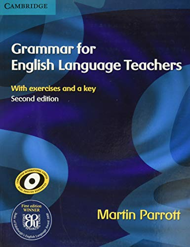 9780521712040: Grammar for English Language Teachers