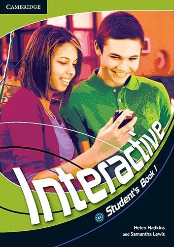 9780521712088: Interactive. Student's book. Per la Scuola media: 1