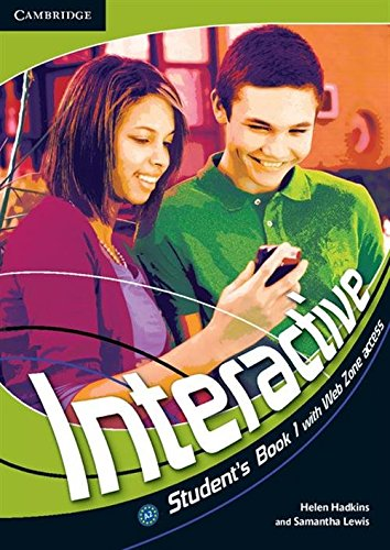 9780521712088: Interactive Level 1 Student's Book with Web Zone Access