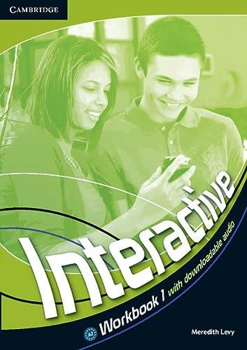 9780521712095: Interactive. Workbook. Con espansione online. Per la Scuola media: Interactive  1 Workbook with Downloadable Audio