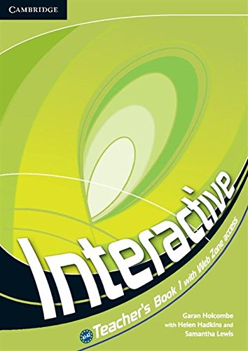 9780521712101: Interactive  2 Teacher's Book with Web Zone Access