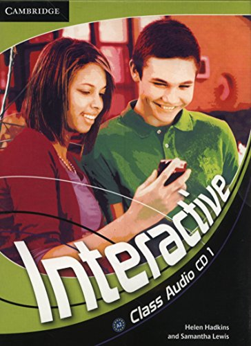 9780521712149: Interactive Level 1 Class Audio CDs (3)
